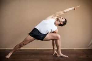 the glutes  applied yoga integration